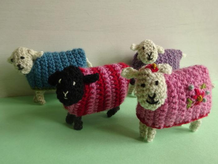 Little Woolly Sheep Yarndale