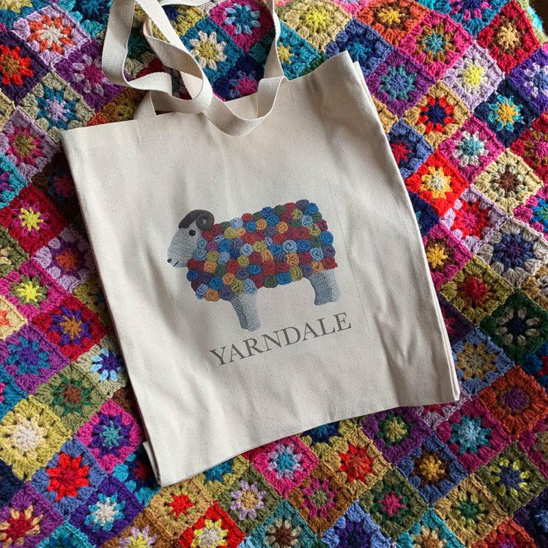 Classic Yarndale Shoppers