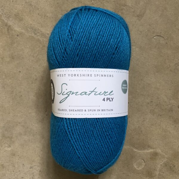 Blueberry Bonbon Hope Yarn