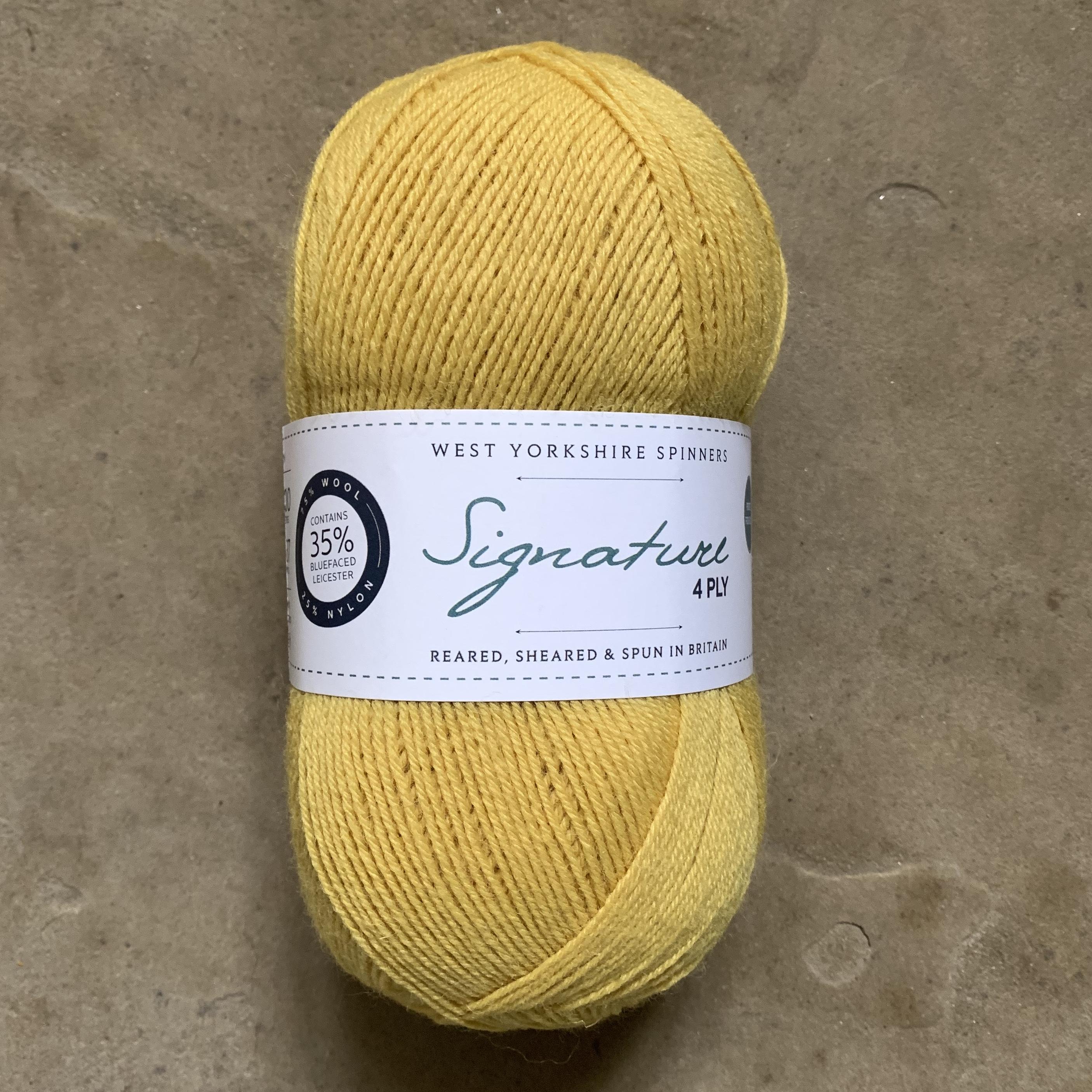 Hope Yarn - Butterscotch